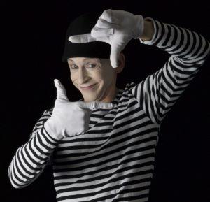 Pablo Zibes Pantomime